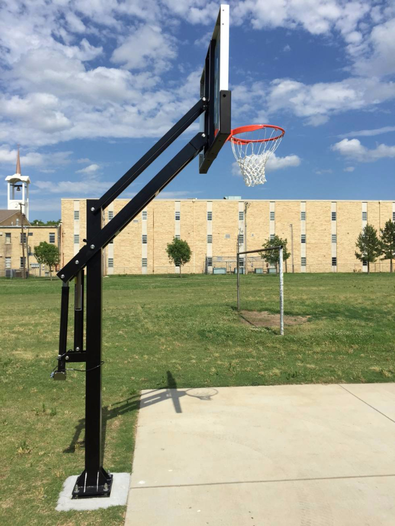 tt 54 553 adjustable basketball system basketballgoalsdallas com